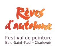 Logo Rêves d'automne, Festival of Lanscapes in Painting