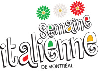 Logo Semaine italienne de Montréal