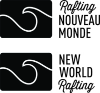 Logo New World Rafting