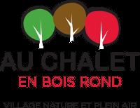 Logo Au chalet en Bois Rond