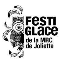 Logo Festi-Glace de la MRC de Joliette