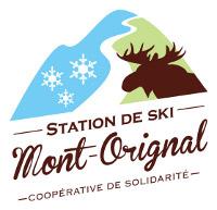 Logo Station de Ski Mont-Orignal