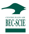 Logo Centre Plein Air Bec-Scie