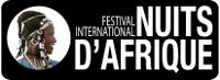 Logo Festival International Nuits d'Afrique de Montréal