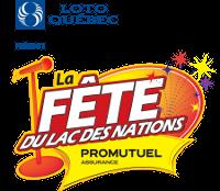 Logo La Fête du Lac des Nations Promutuel Assurances