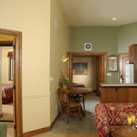 Suite  Le Grand Lodge Mont-Tremblant