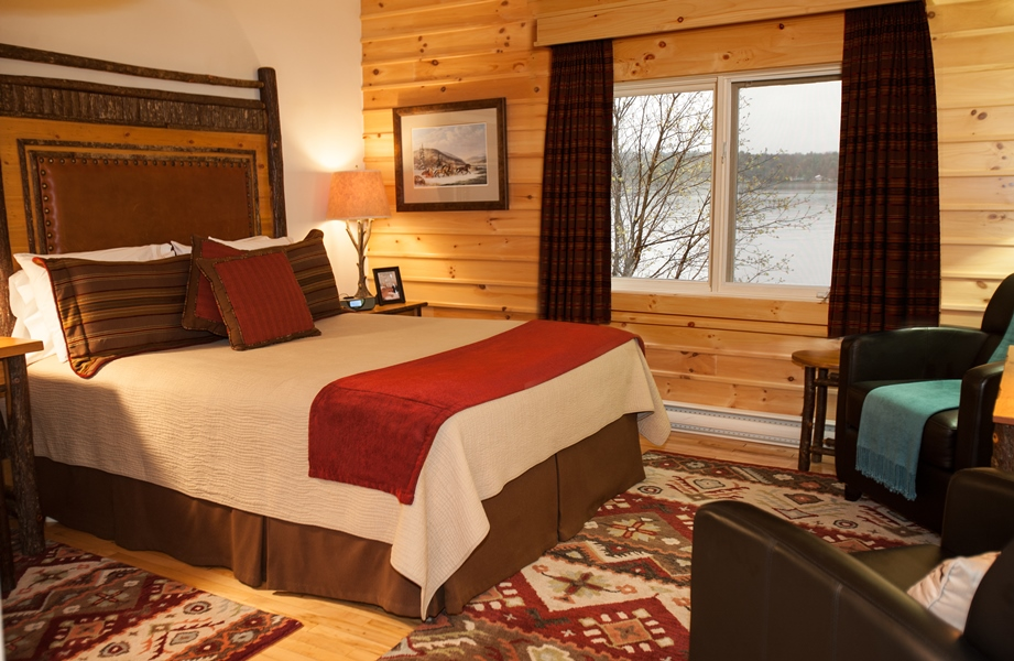 Auberge ripplecove for Chambre auberge