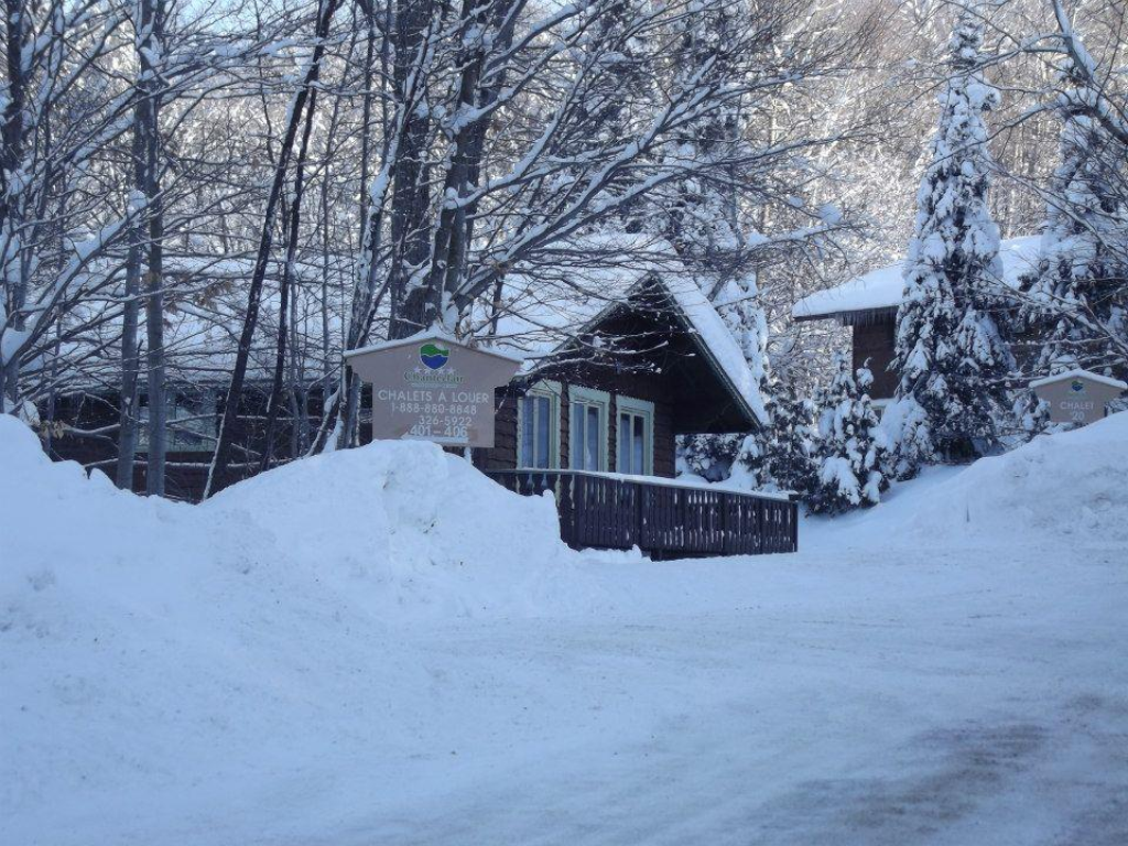 Chalet Chalets Chanteclair