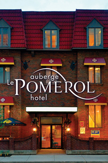 Summer in Quebec 2017  Auberge le Pomerol
