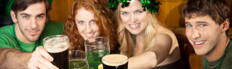 Québec en saisons Printemps 2017 La grande fête des Irlandais!