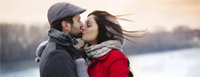Winter in Quebec 2018 echo Love Is in the Air!