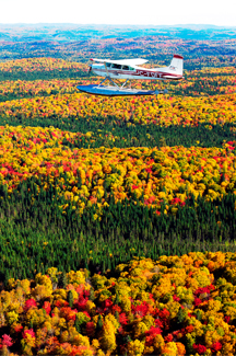 Summer in Quebec 2018  Aviation La Tuque en Mauricie