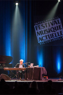 Summer in Quebec 2018  Festival international de musique actuelle de Victoriaville