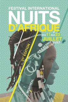 Québec en saisons Hiver 2018  Festival international Nuits d'Afrique