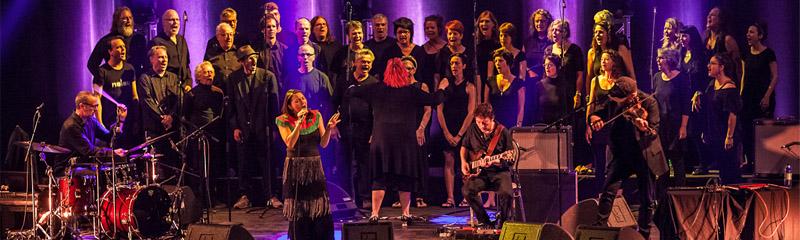 Spring in Quebec 2017 Festival international de musique actuelle de Victoriaville