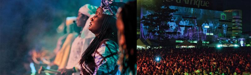 Québec en saisons Été 2017 Festival international Nuits d'Afrique