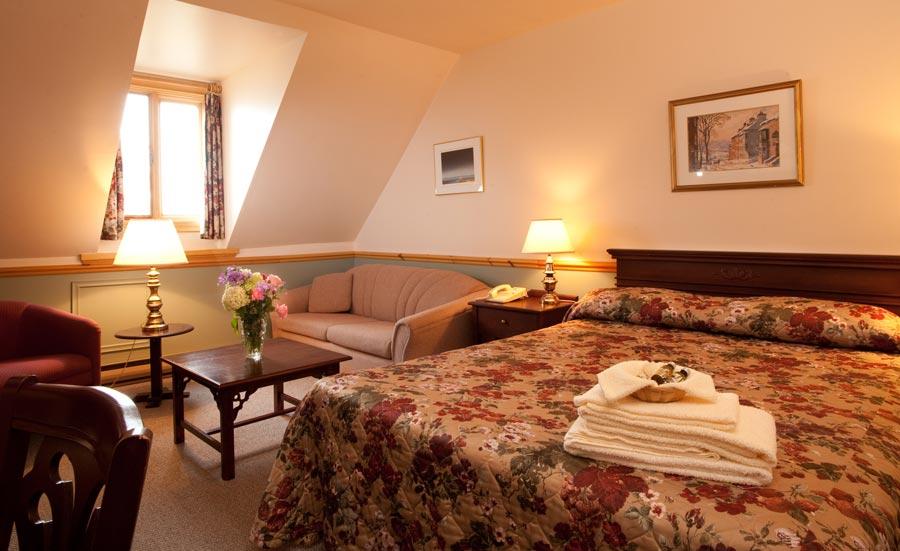 Chambres et tarifs h tel cap aux pierres isle aux coudres for Reserver chambre hotel