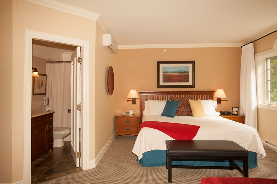 Chambres et tarifs auberge ripplecove for Chambre auberge
