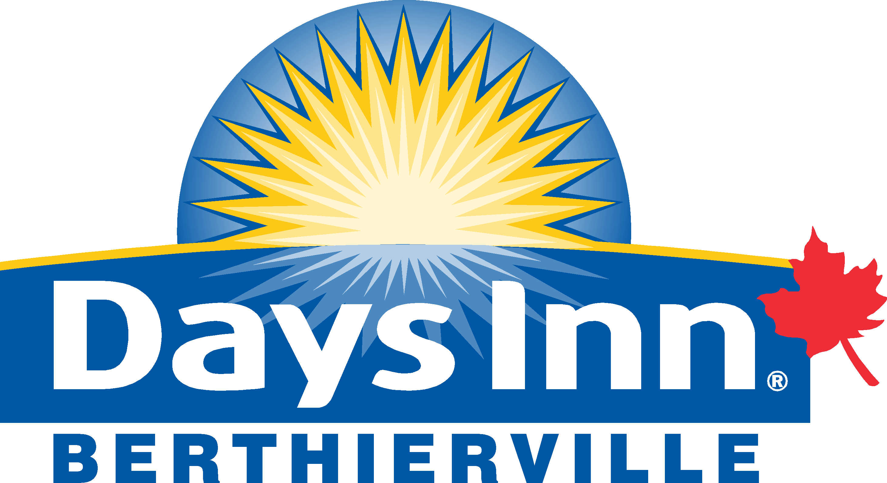 Logo Days Inn Berthierville