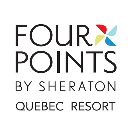 Logo Four Points by Sheraton Québec