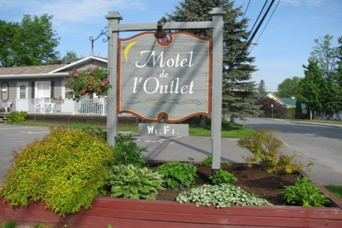 Logo Motel de l'Outlet