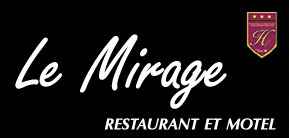 Logo Motel le Mirage