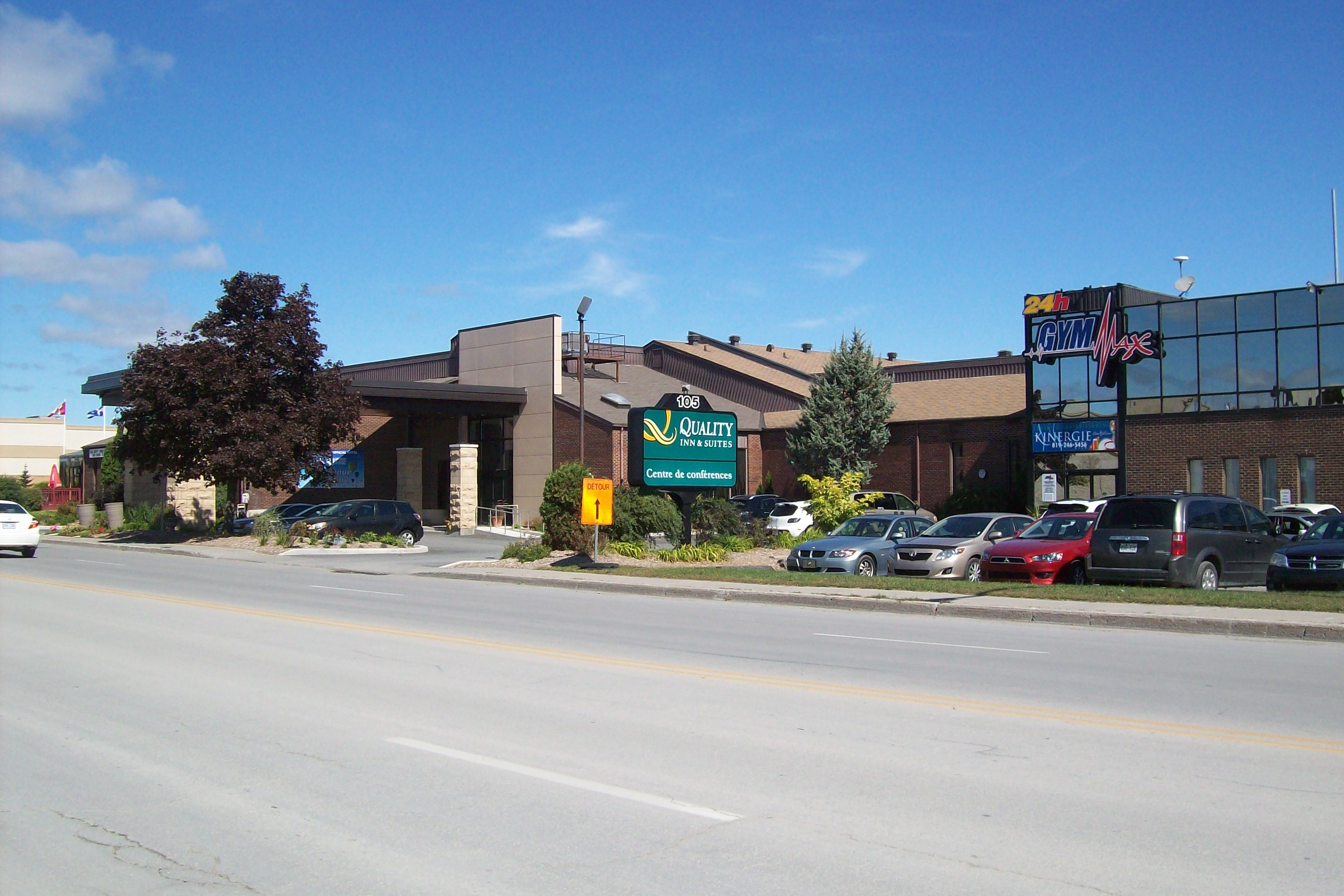Accommodation Quality Inn et Suites Gatineau