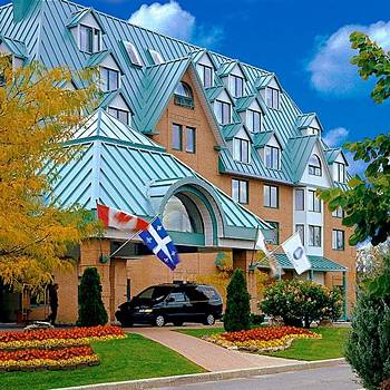 Accommodation DoubleTree by Hilton Gatineau-Ottawa