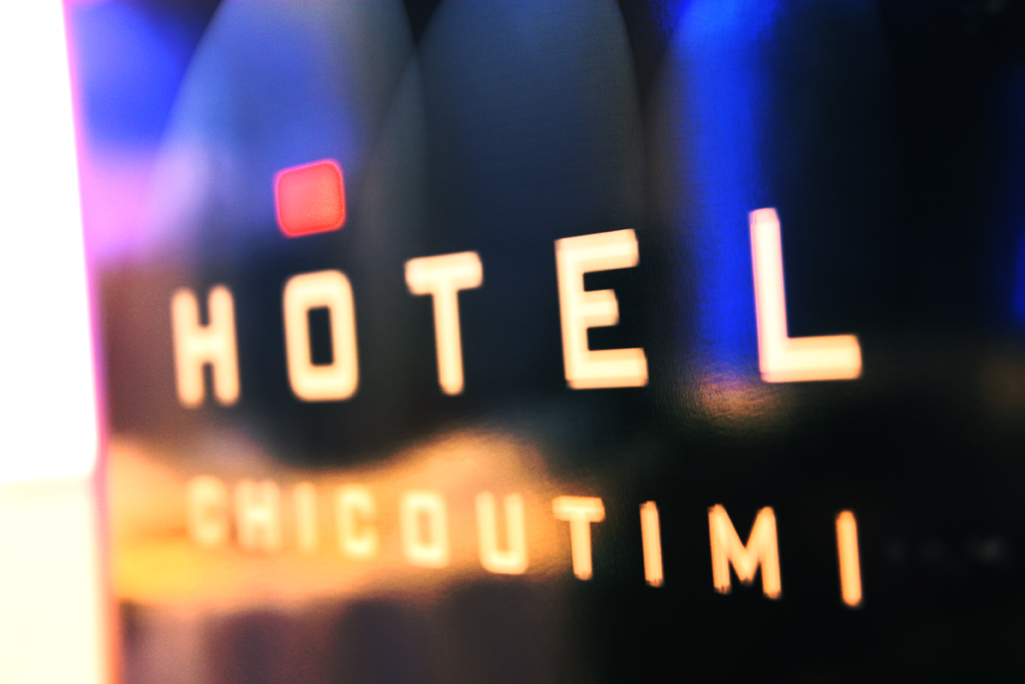 Accommodation Hôtel Chicoutimi