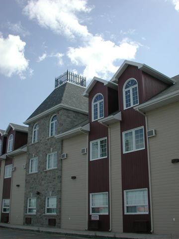 Accommodation Hotel Manoir Roberval inc.
