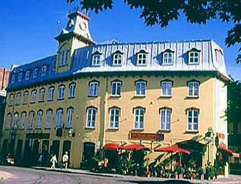 Hôtel Le Saint-Paul region Quebec City
