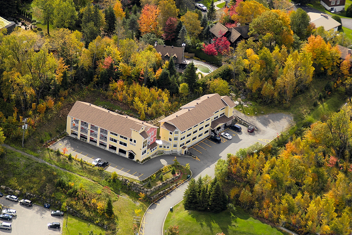Accommodation Hôtel Suites Les Laurentides