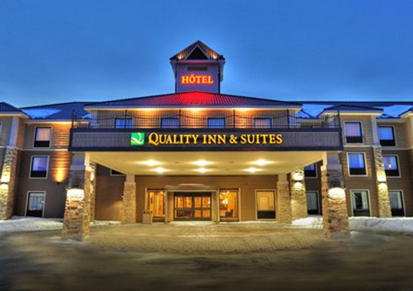 Hébergement Quality Inn & Suites Val D'Or