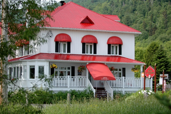 Accommodation Auberge La Courtepointe