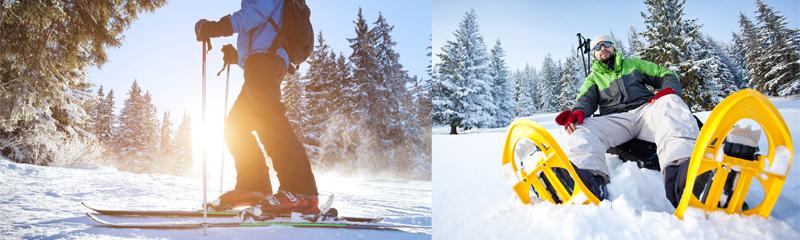 Québec en saisons Hiver 2017 Forfaits activités hivernales proposés dans la Province de Québec cet hiver 2016-2017