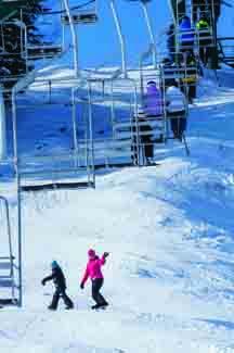 Winter in Quebec 2017  Club Tobo-Ski in Saguenay-Lac-Saint-Jean region