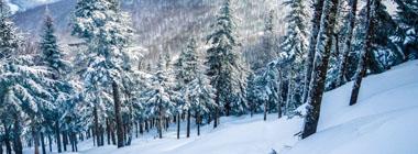 Winter in Quebec 2017  Massif du Sud tourist resort